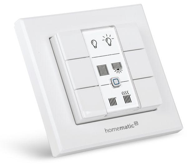 Smart Home HOMEMATIC IP 142308A0 Wandtaster 6-fach - Produktbild 5