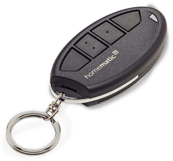 HOMEMATIC IP 140740A0 Schlüsselbundfernbedienung, 4 Tasten - Produktbild 1