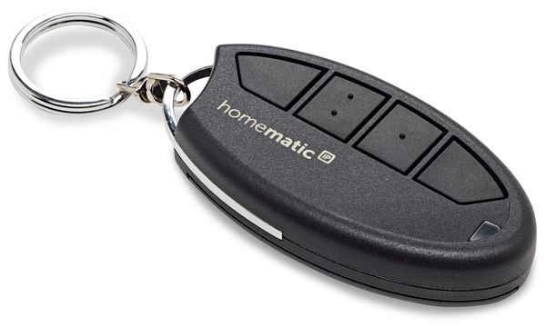 HOMEMATIC IP 140740A0 Schlüsselbundfernbedienung, 4 Tasten - Produktbild 2
