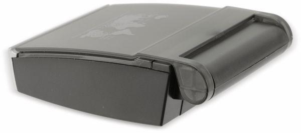 Funkreisewecker GT-FRWe, schwarz - Produktbild 2
