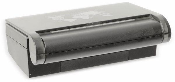 Funkreisewecker GT-FRWe, schwarz - Produktbild 6