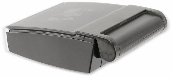 Funkreisewecker GT-FRWe, schwarz - Produktbild 8