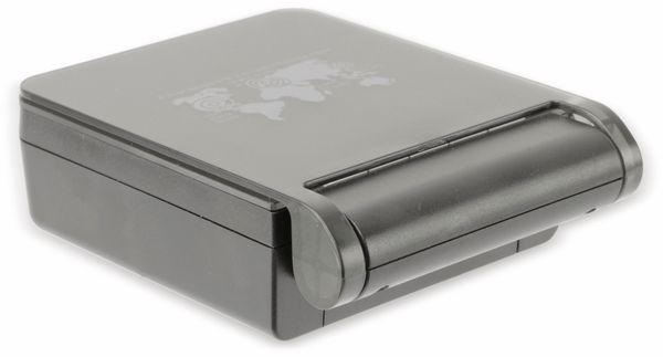 Funkreisewecker GT-FRWe, schwarz - Produktbild 10