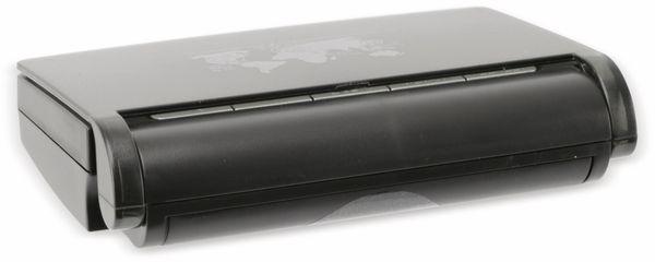 Funkreisewecker GT-FRWe, schwarz - Produktbild 11