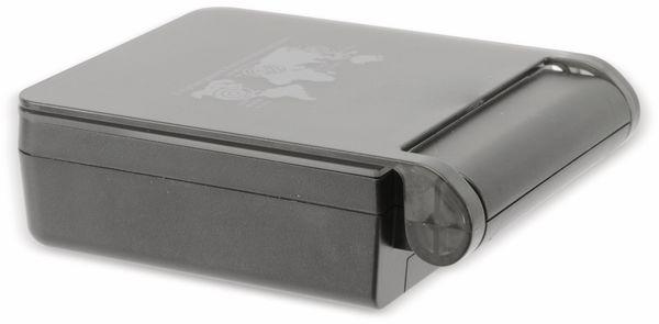 Funkreisewecker GT-FRWe, schwarz - Produktbild 15