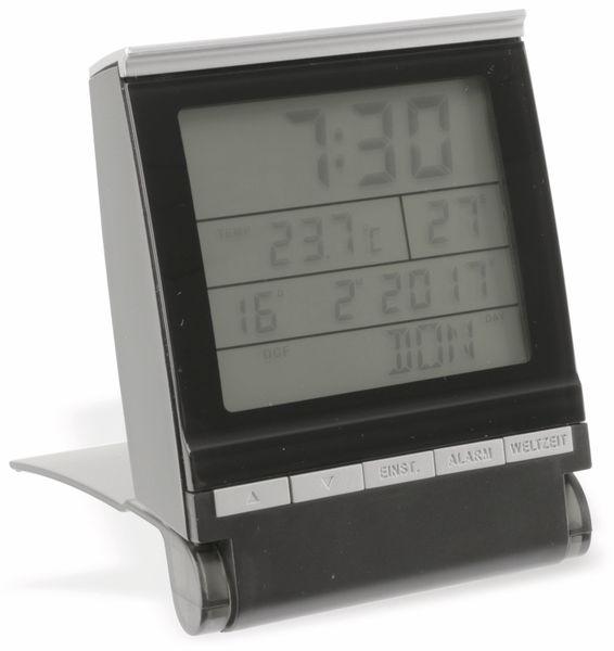 Funkreisewecker GT-FRWe, schwarz - Produktbild 18