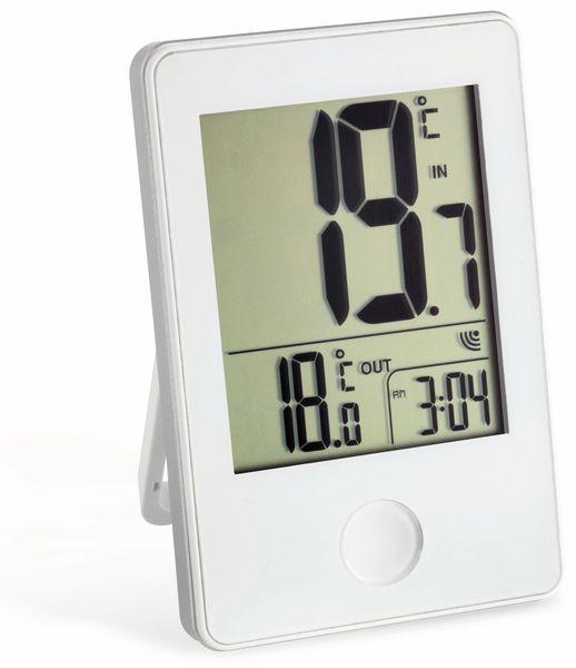 Funk-Thermometer TFA Pop 30.3051.02, weiß