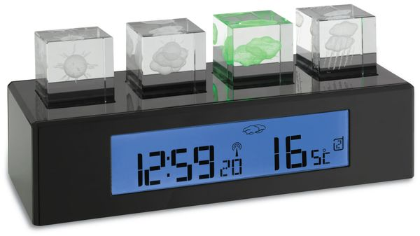 Wetterstation TFA Crystal Cube 35.1110