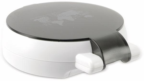 Funkreisewecker GT-FRWe, silber - Produktbild 4