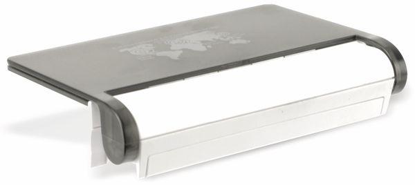 Funkreisewecker GT-FRWe, silber - Produktbild 6