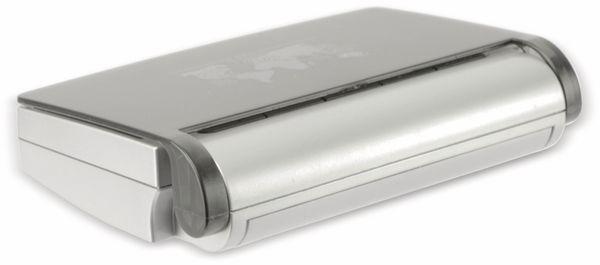 Funkreisewecker GT-FRWe, silber - Produktbild 10