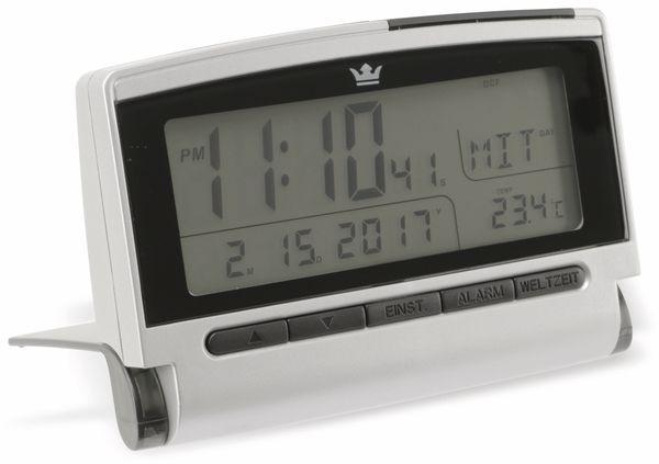 Funkreisewecker GT-FRWe, silber - Produktbild 15