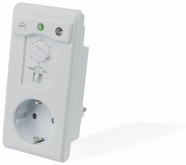 Zeitschaltuhr, Dämmerungsschalter, GT-DT-300, weiß - Produktbild 1