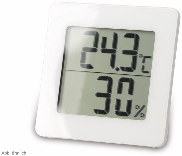 Digitales Thermo-Hygrometer TFA 30.5033.02, weiß - Produktbild 2