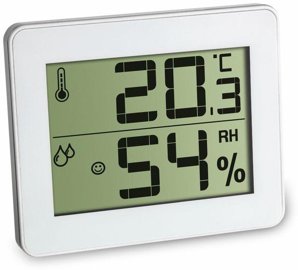 Digitales Thermo-Hygrometer TFA 30.5033.02, weiß - Produktbild 3