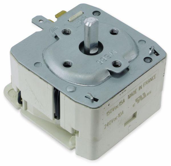 Elektrisches Timer-Schaltwerk INVENSYS MS65, 220 V, 16 A/230 V~, 15 Min. - Produktbild 1