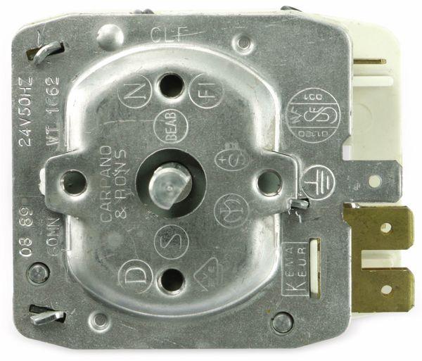 Timer-Schaltwerk CARPANO MS65, 24 V~, 60 Minuten - Produktbild 3