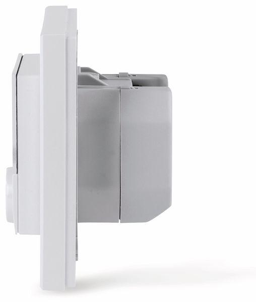 HOMEMATIC IP 150628A0, Wandthermostat mit Schaltausgang für Markenschalter - Produktbild 6
