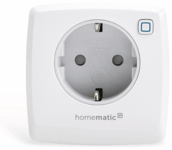 Smart Home HOMEMATIC IP 150327A0, Dimmersteckdose Phasenabschnitt - Produktbild 3