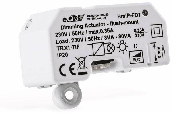 HOMEMATIC IP 150609A0, Dimmaktor, Unterputz, Phasenabschnitt - Produktbild 4