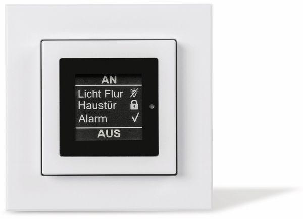 HOMEMATIC 142408A0, Funk-Statusanzeige mit Taster - Produktbild 5