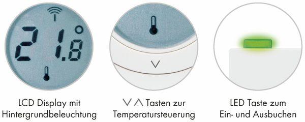 SCHWAIGER ZHD01 Temperatursensor - Produktbild 3