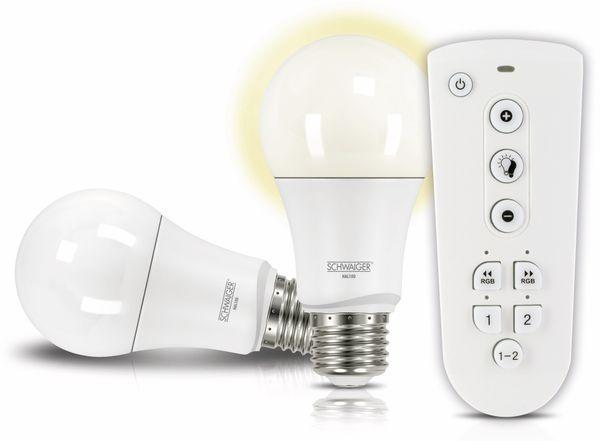SCHWAIGER HALSET100 LED Wohnlicht, E27 - Produktbild 1