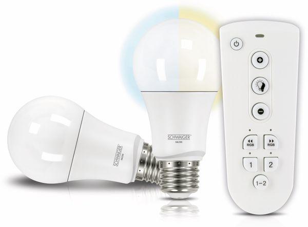 SCHWAIGER HALSET200 LED Akzentlicht, E27