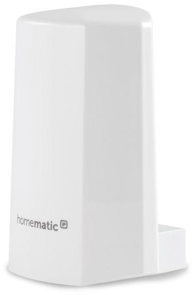 HOMEMATIC IP 150573A0, Temp. Und Luftfeuchtigkeitssensor, weiß - Produktbild 4
