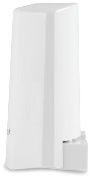 HOMEMATIC IP 150573A0, Temp. Und Luftfeuchtigkeitssensor, weiß - Produktbild 5