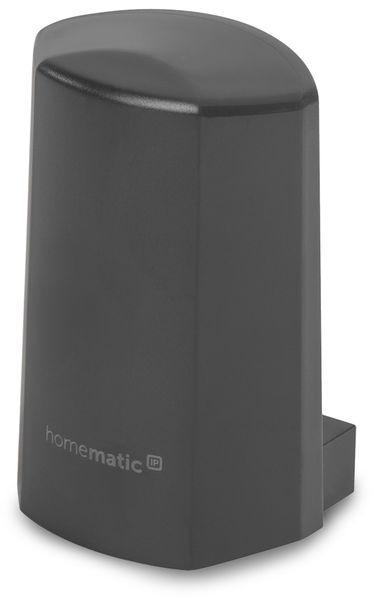 HOMEMATIC IP 150573A0, Temp. Und Luftfeuchtigkeitssensor, anthrazit - Produktbild 1