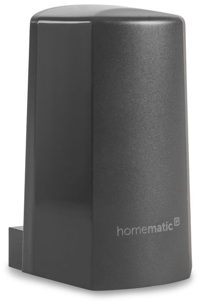 HOMEMATIC IP 150573A0, Temp. Und Luftfeuchtigkeitssensor, anthrazit - Produktbild 3