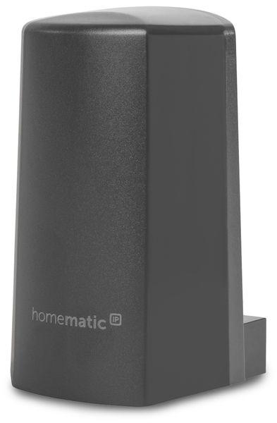 HOMEMATIC IP 150573A0, Temp. Und Luftfeuchtigkeitssensor, anthrazit - Produktbild 4