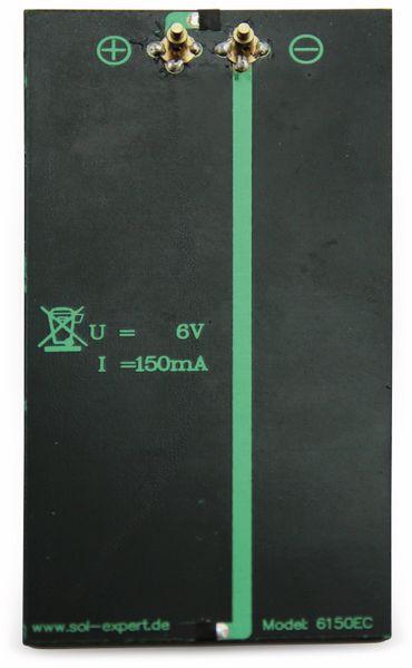Solarmodul 6150 EC, 6 Volt, 150 mA - Produktbild 2