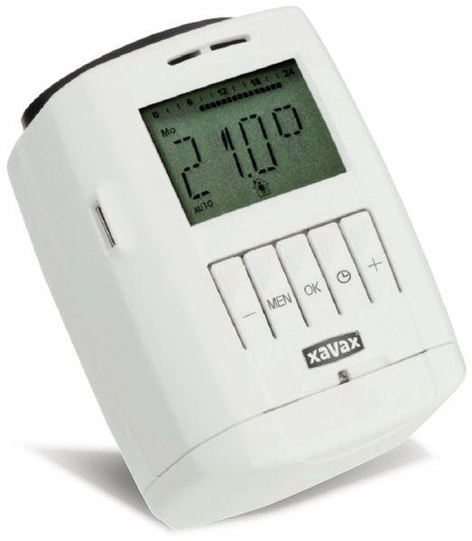 Heizkörper-Thermostatkopf XAVAX 111972 - Produktbild 1