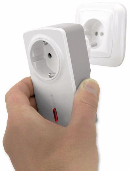 Bluetooth Steckdose XAVAX 111970, weiß - Produktbild 3