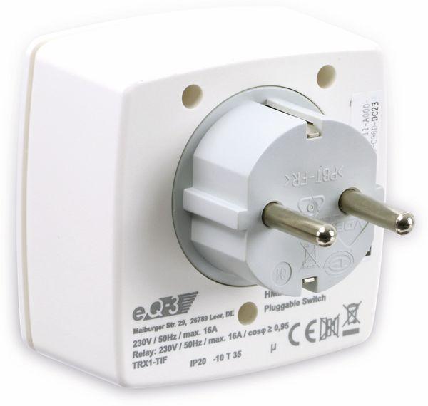 HOMEMATIC IP 141836 Schaltsteckdose, 2 Stück - Produktbild 3