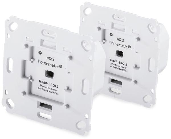 Smart Home HOMEMATIC IP 151322A0, Rollladenaktor, 2 Stück