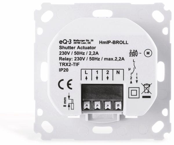 HOMEMATIC IP 151322A0, Rollladenaktor, 2 Stück - Produktbild 5