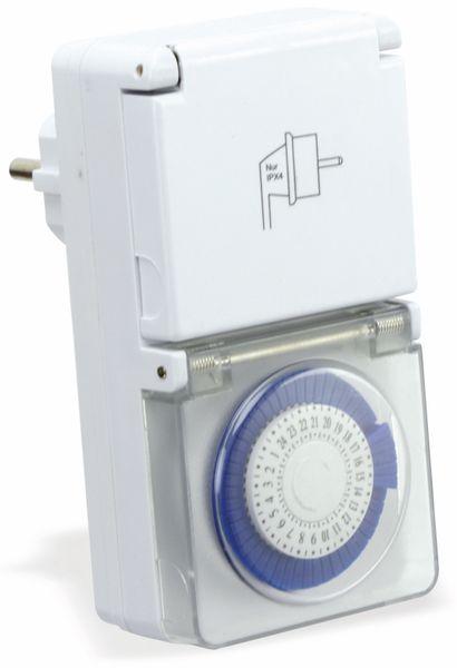 Zeitschaltuhr GRUNDIG für den Außenbereich, 3500 W - Produktbild 1