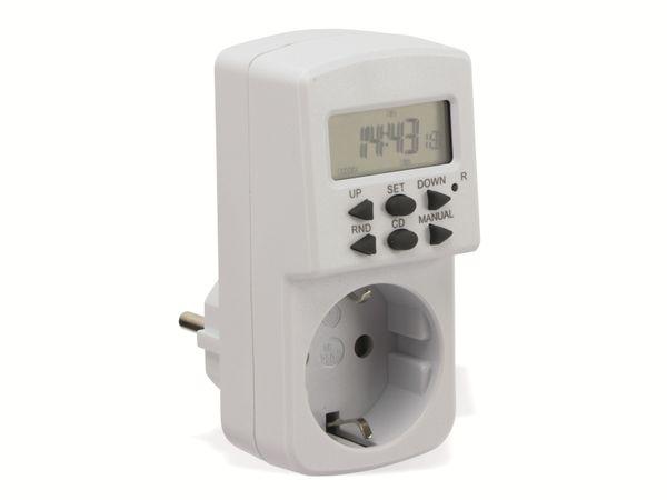 Digitale Zeitschaltuhr GRUNDIG, 3500 W, Innenbereich - Produktbild 1
