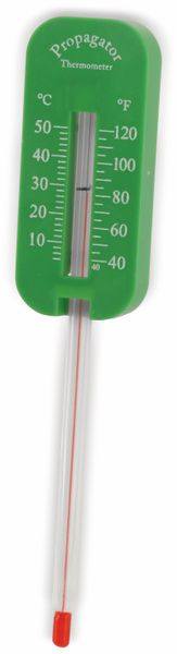 Bodenthermometer KINZO, 150x30x10 mm - Produktbild 2