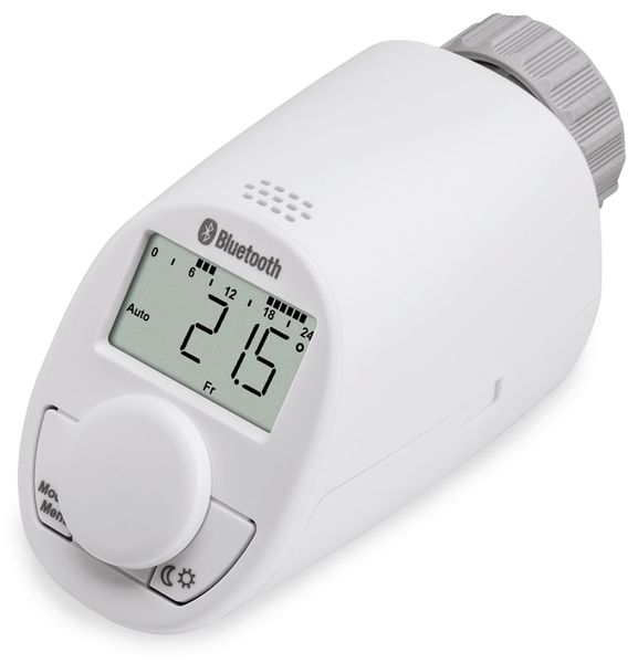 Heizkörper-Thermostatkopf EQIVA mit Bluetooth, 3 Stück - Produktbild 6