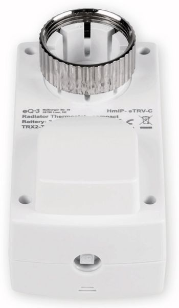 HOMEMATIC IP 151239A0 Heizkörper-Thermostat – kompakt - Produktbild 5