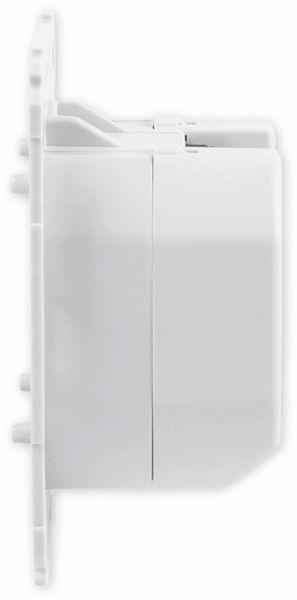 Smart Home HOMEMATIC IP 152000A0 Wandtaster, 2-fach für Markenschalter - Produktbild 5