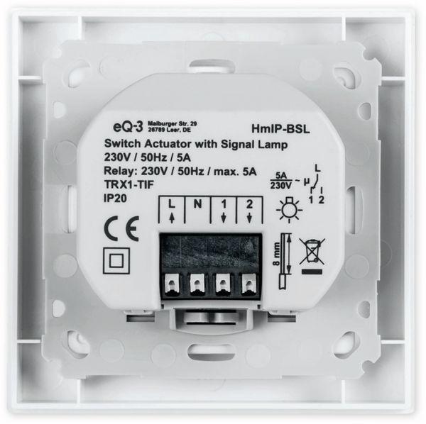 HOMEMATIC IP 152020A0 Schaltaktor für Markenschalter, Signalleuchte - Produktbild 13