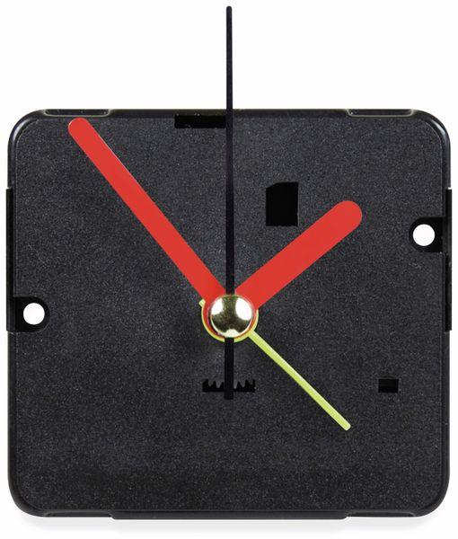 Quarz-Uhrwerk mit 3 Zeigersätzen und Weckfunktion - Produktbild 5