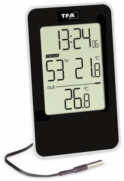 Innen-/Außenthermometer TFA 30.5048.01