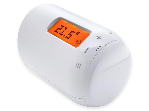 Heizkörper-Thermostatkopf EUROTRONIC Genius LCD 100 - Produktbild 3