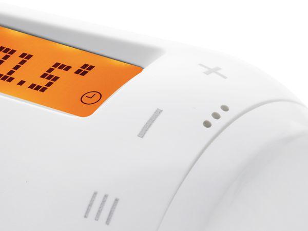 Heizkörper-Thermostatkopf EUROTRONIC Genius LCD 100 - Produktbild 4